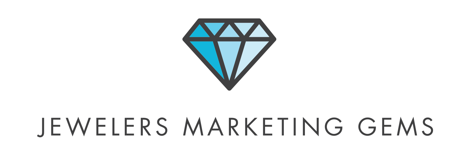 Jewelers Marketing Gems Logo